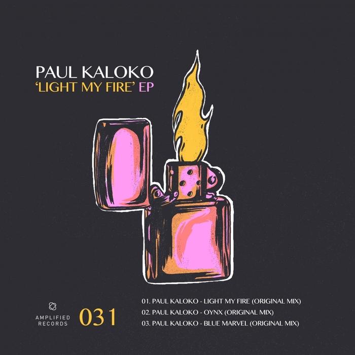 PAUL KALOKO - Light My Fire EP