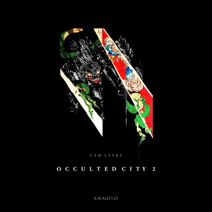 CAM LASKY - Occulted City Vol 2