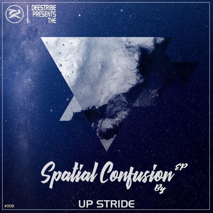 UP STRIDE - Spatial Confusion EP