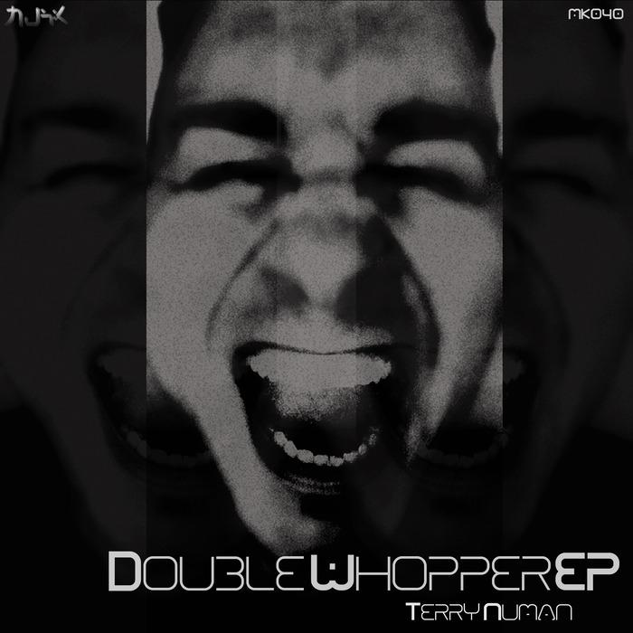 TERRY NUMAN & XQALO & STONEHENGE - Double Whopper EP