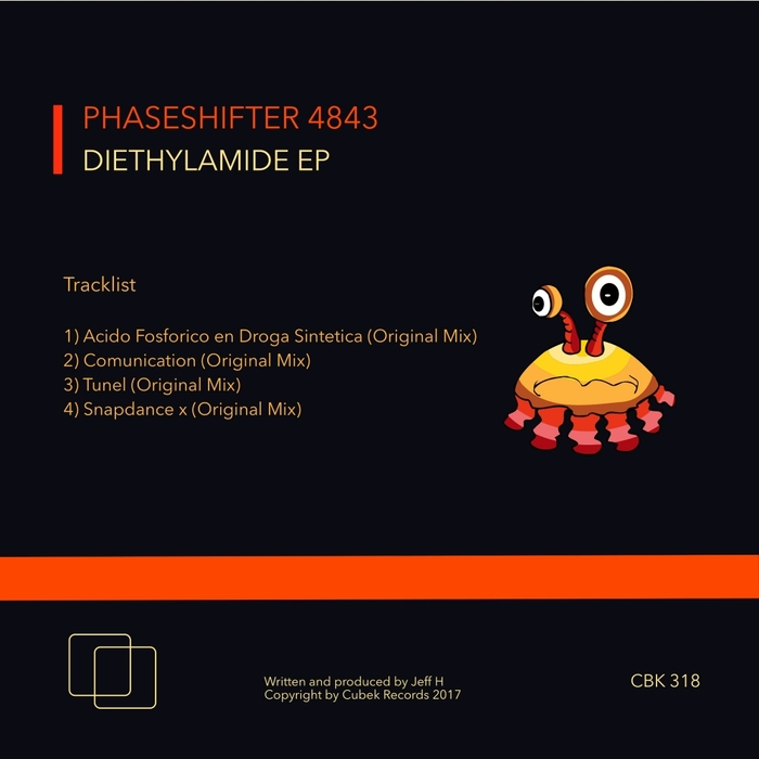 PHASE SHIFTER 4843 - Diethylamide