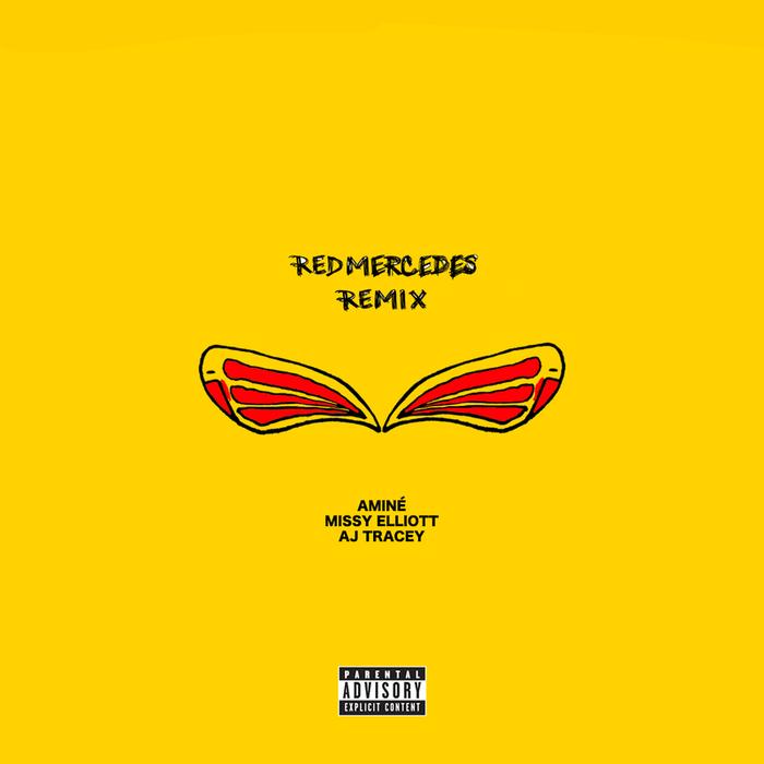 AMINE feat MISSY ELLIOTT/AJ TRACEY - Redmercedes