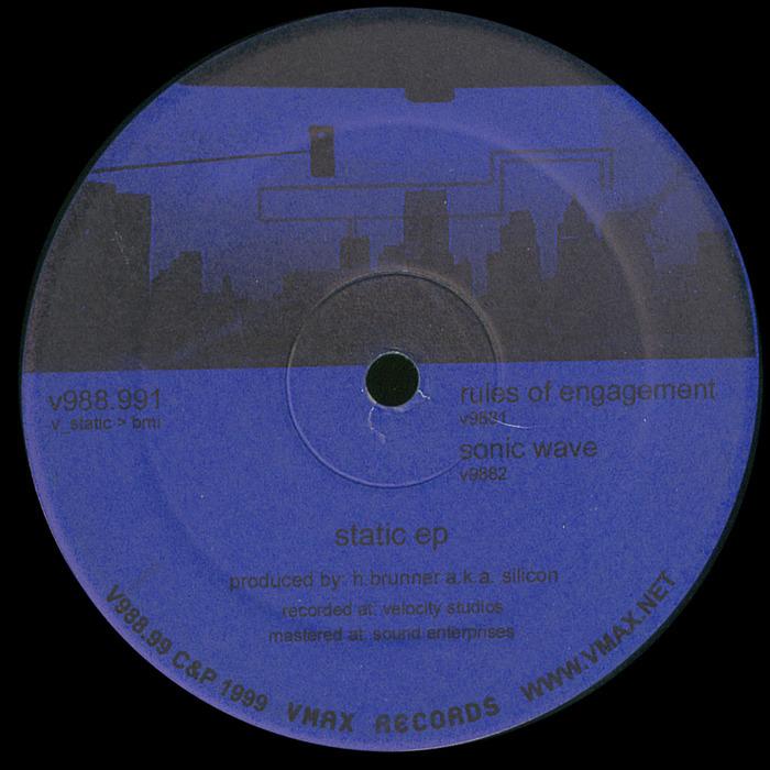 SILICON - Static EP
