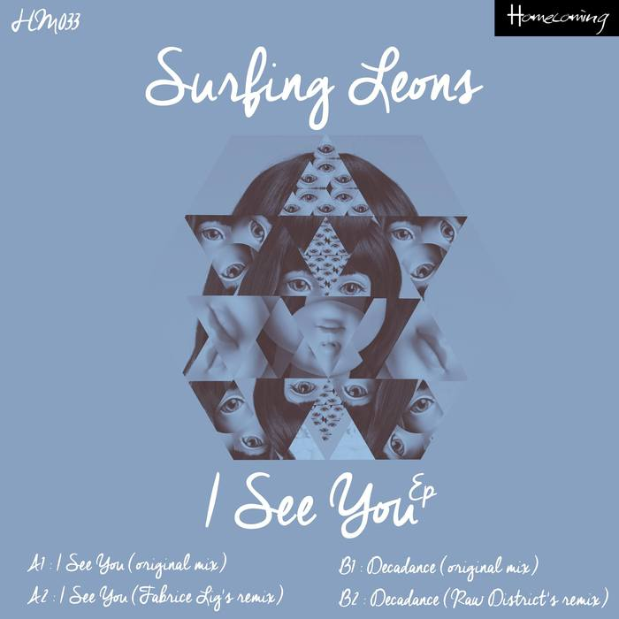 SURFING LEONS - I See You EP
