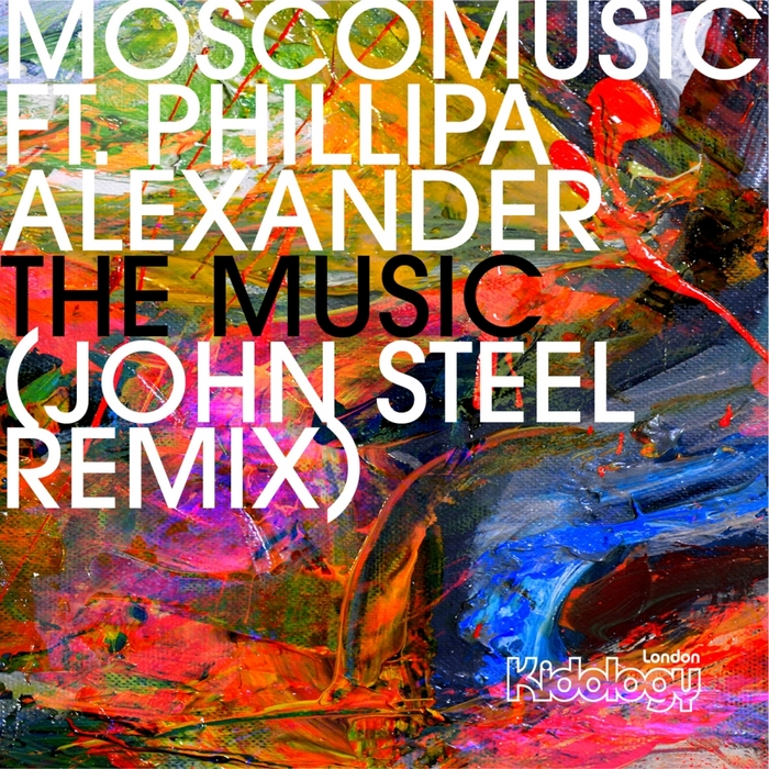 MOSCOMUSIC feat PHILLIPA ALEXANDER - The Music