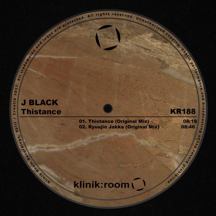 J BLACK - Thistance