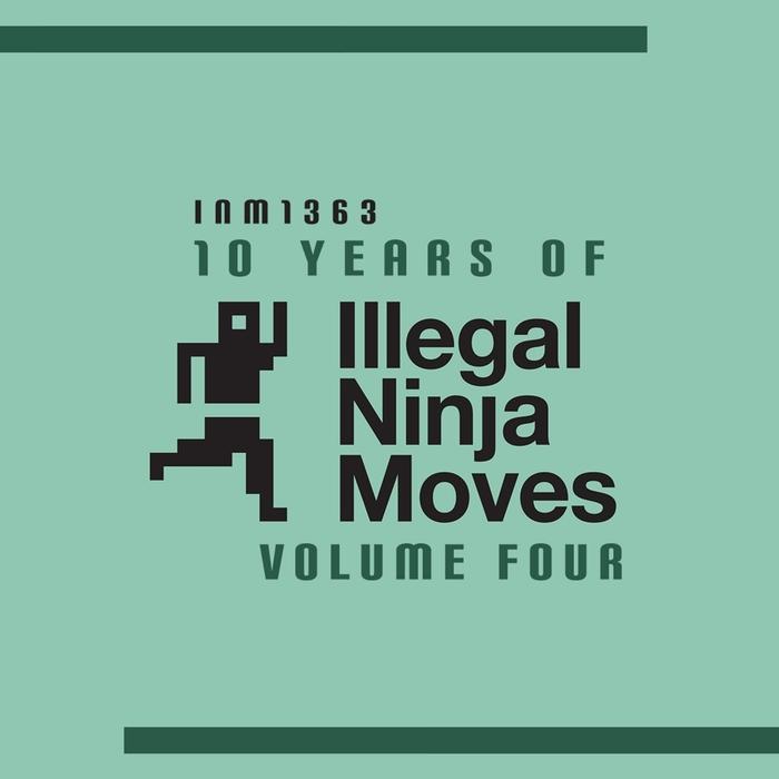 JIMI POLAR/KRIECE/PRESSLABOYS/MIKE MONTANO - Ten Years Of The Ninja Volume 4