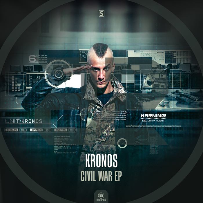 KRONOS - Civil War EP