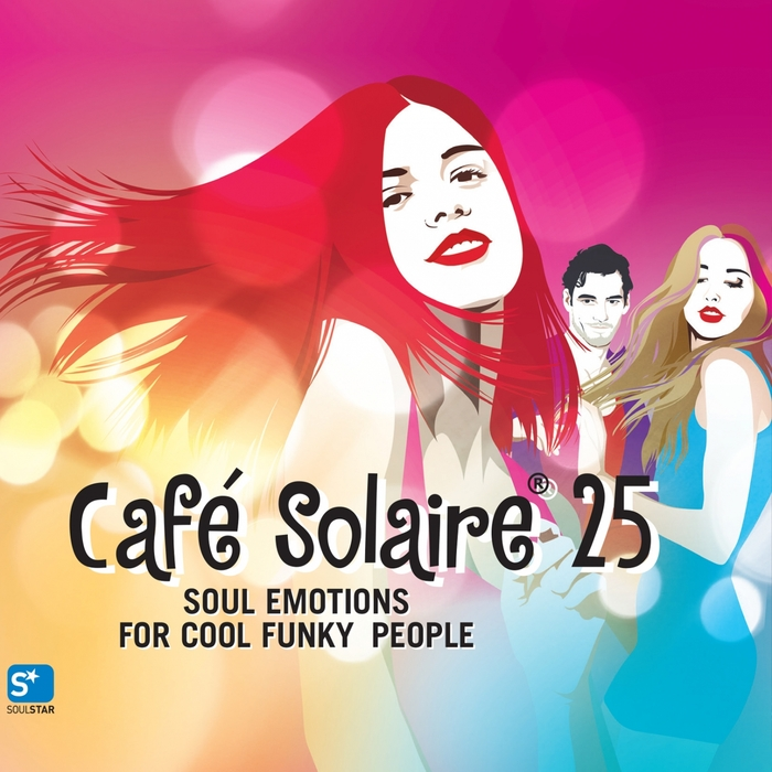 VARIOUS - Cafe Solaire Vol 25