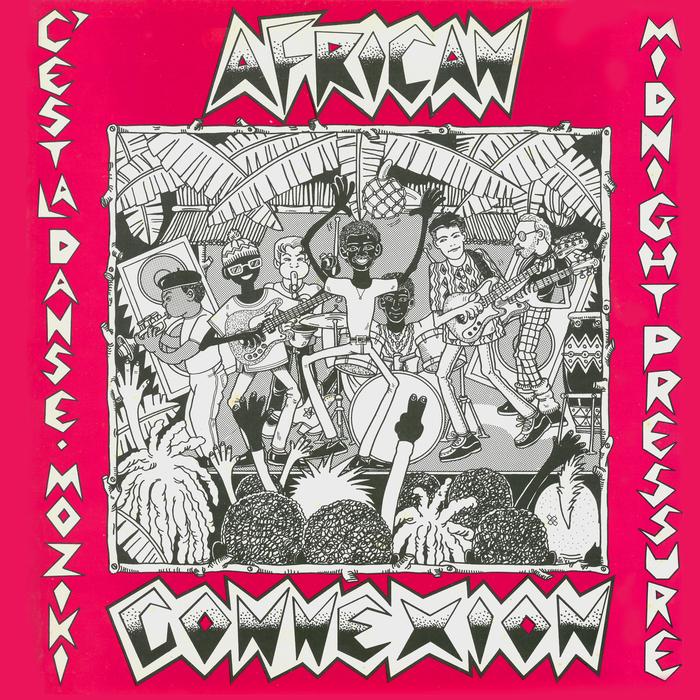 AFRICAN CONNEXION - C'est La Danse (Kwanza Kwanza)