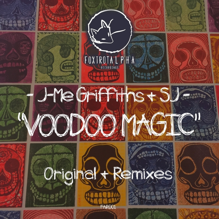 J-ME GRIFFITHS & SJ - Voodoo Magic