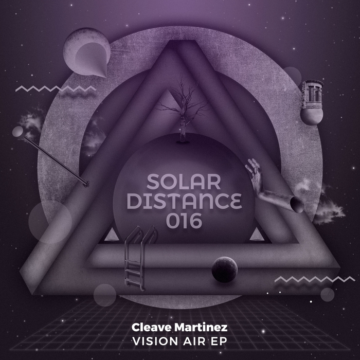 CLEAVE MARTINEZ - Vision Air EP