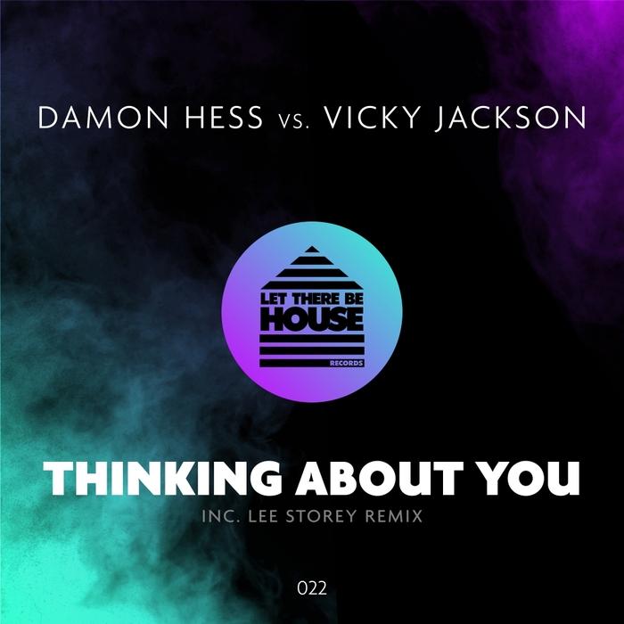 DAMON HESS vs VICKY JACKSON - Thinking About You