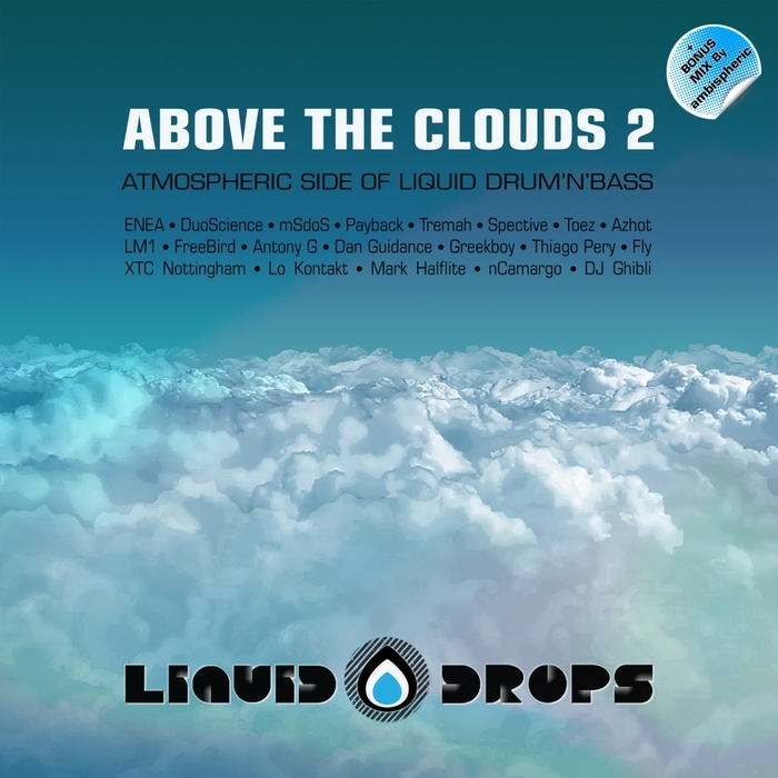 AMBISPHERIC/VARIOUS - Above The Clouds II (unmixed tracks)
