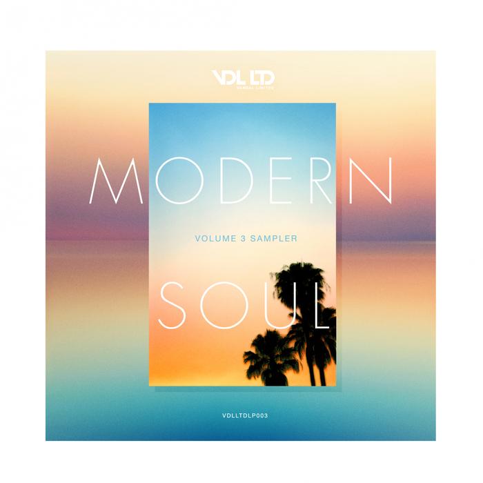 REDEYES/LENZMAN/SHIELD (DK) - Modern Soul 3 LP Sampler