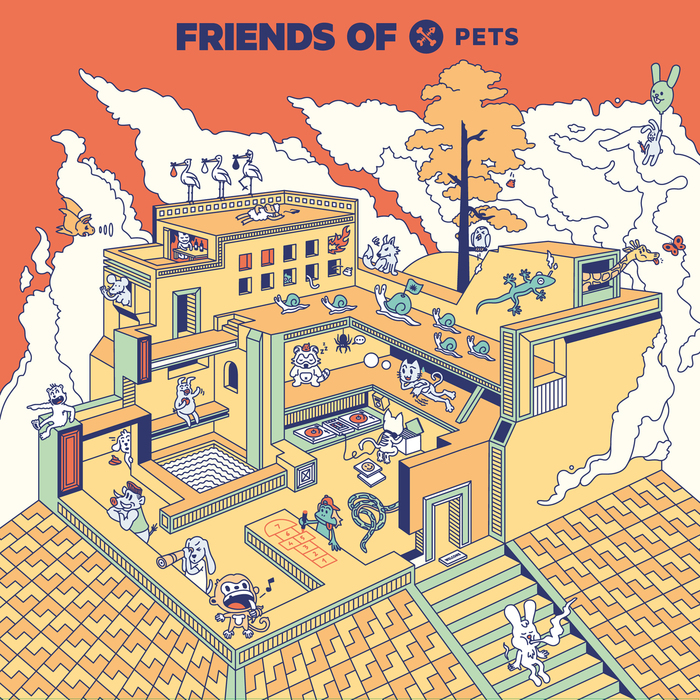 SLG/NEWBORN JR/CATZ 'N DOGZ/JACEK SIENKIEWICZ - Friends Of Pets - Part 3