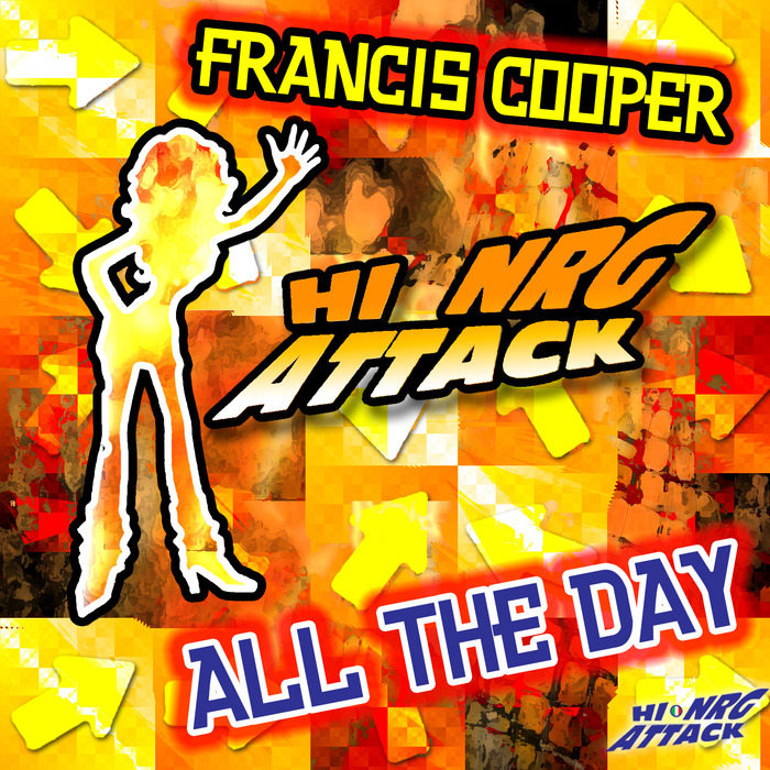 FRANCIS COOPER - All The Day