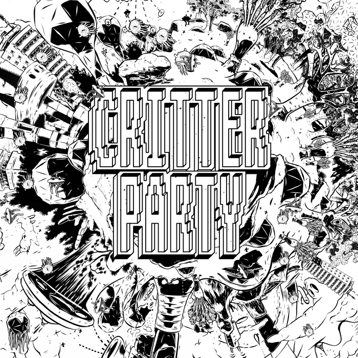 DAN HAYHURST - Critter Party