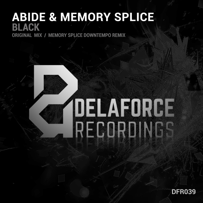ABIDE & MEMORY SPLICE - Black
