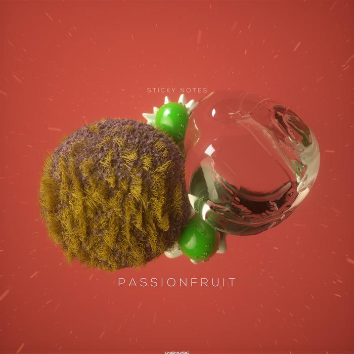 STICKY NOTES - Passionfruit