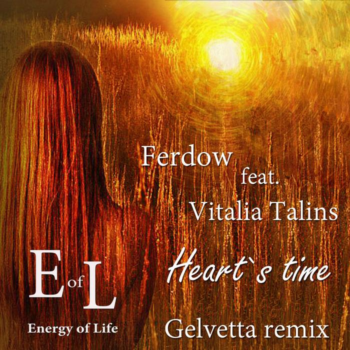 VITALIA TALINS - Heart's Time