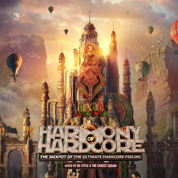 VARIOUS - Harmony Of Hardcore 2017