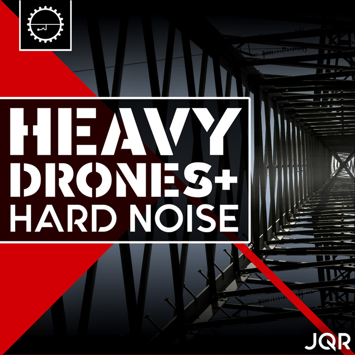 INDUSTRIAL STRENGTH RECORDS - Heavy Drones & Hard Noise (Sample Pack WAV)
