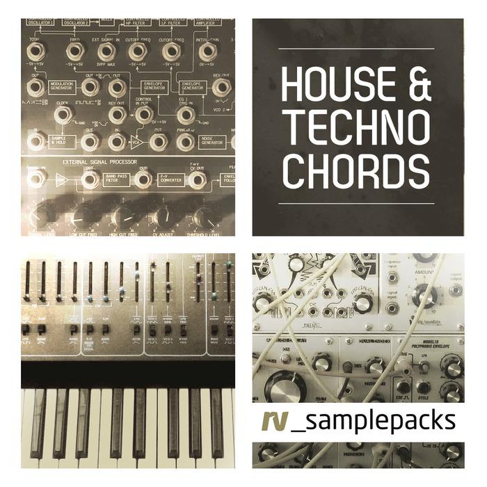 RESONANT VIBES - House & Techno Chords (Sample Pack WAV/APPLE)