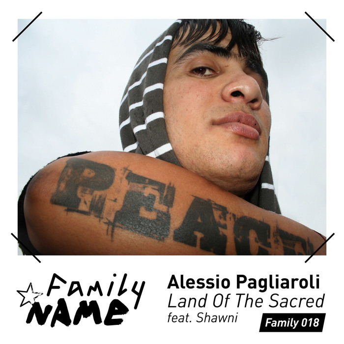 ALESSIO PAGLIAROLI feat SHAWNI - Land Of The Sacred