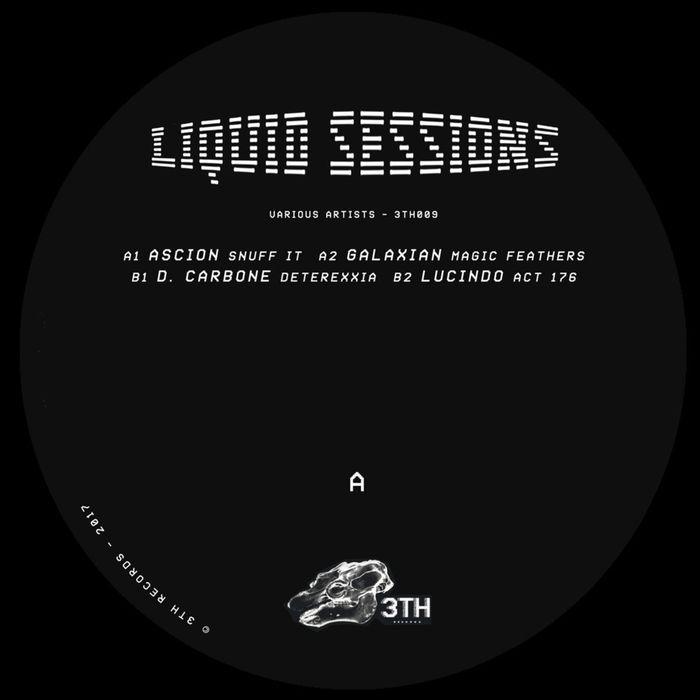ASCION/GALAXIAN/D CARBONE/LUCINDO - Liquid Sessions