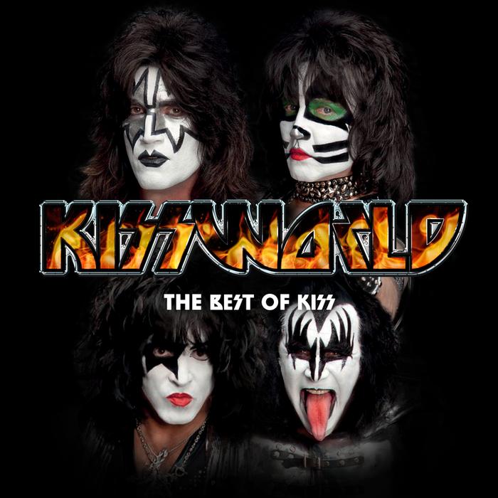 KISS - KISSWORLD - The Best Of KISS