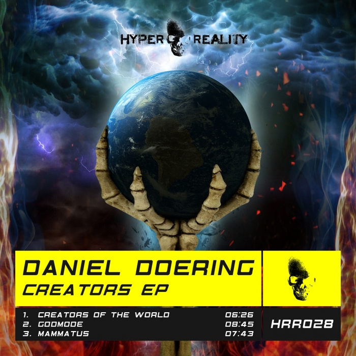 DANIEL DOERING - Creators EP