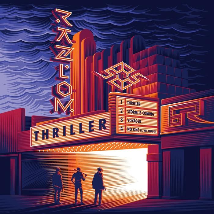 RAZLOM - Thriller EP