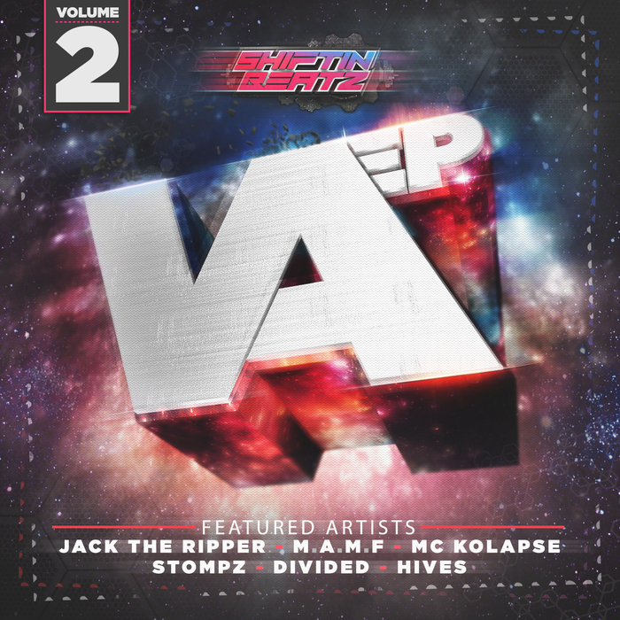 JACK THE RIPPER/M.A.M.F/STOMPZ/DIVIDED/HIVES - The V/A Vol 2