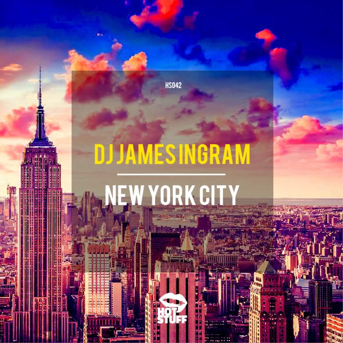 new york citydj james ingram on mp3, wav, flac, aiff