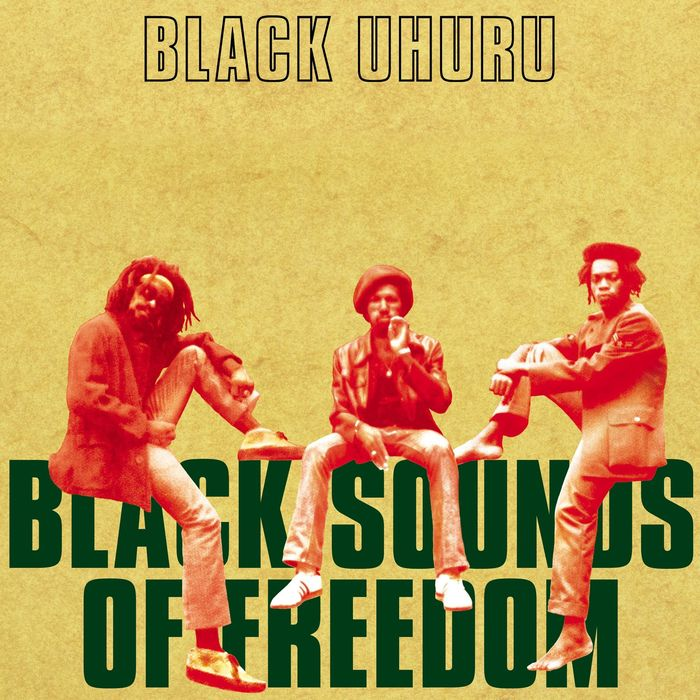 BLACK UHURU - Black Sounds Of Freedom (Extended Version)