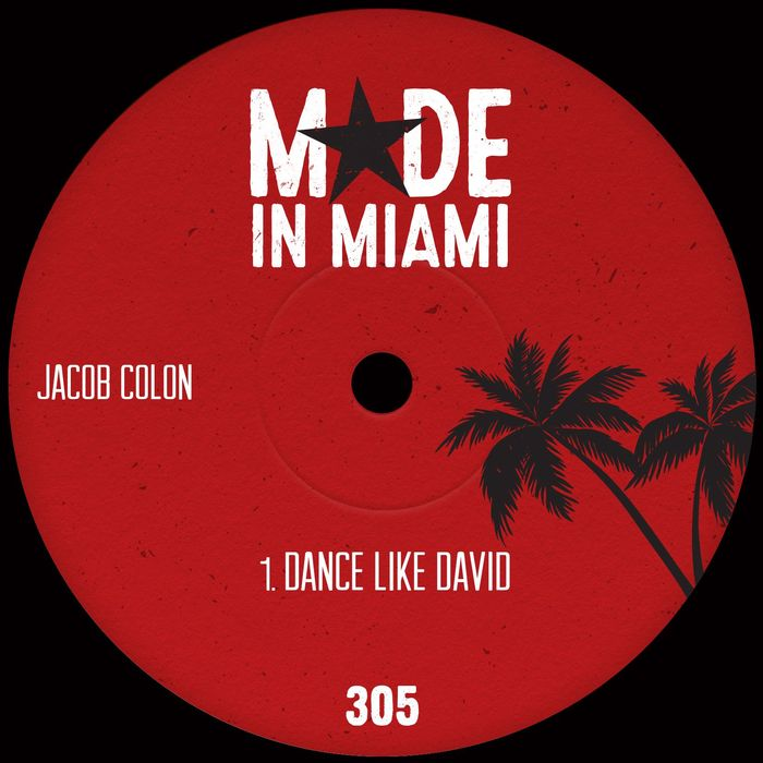 JACOB COLON - Dance Like David