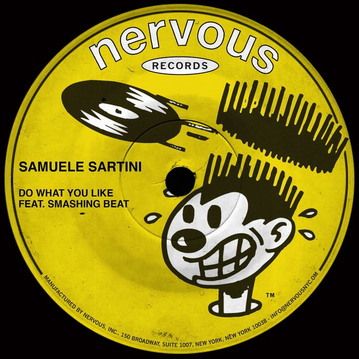 SAMUELE SARTINI feat SMASHING BEAT - Do What You Like (feat. Smashing Beat)