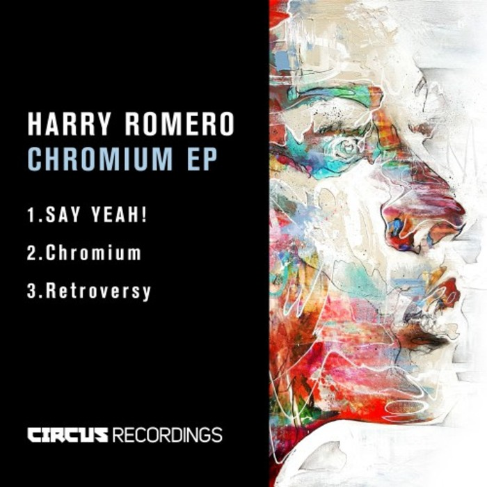 HARRY ROMERO - Chromium EP