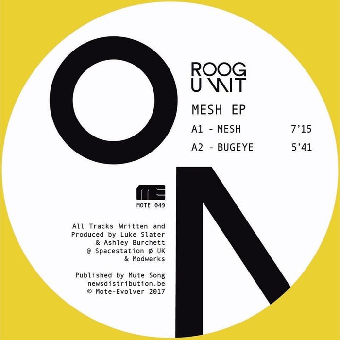 ROOGUNIT - Mesh EP