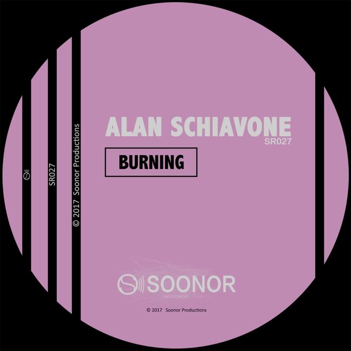 ALAN SCHIAVONE - Burning