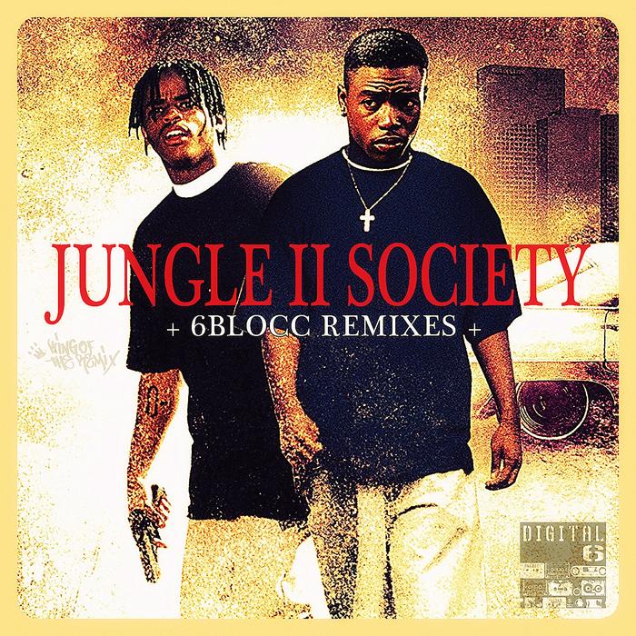 VARIOUS - Jungle II Society