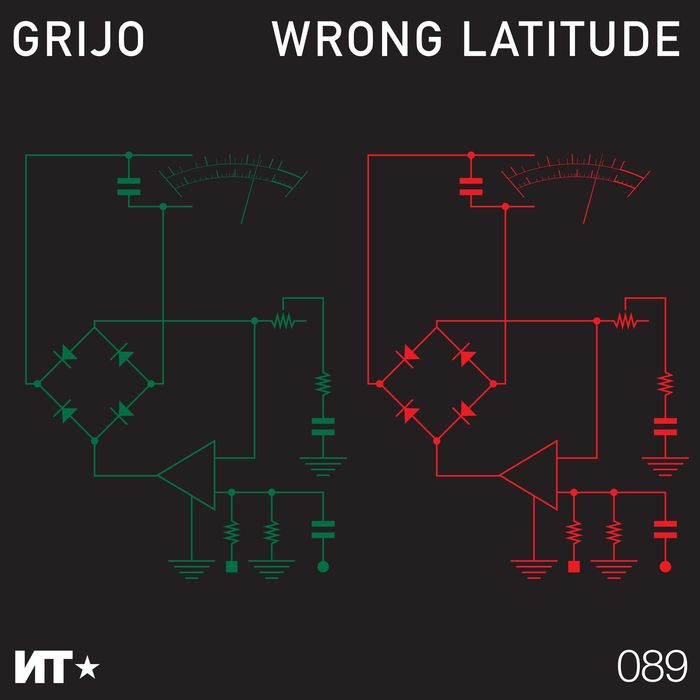 GRIJO - Wrong Latitude EP