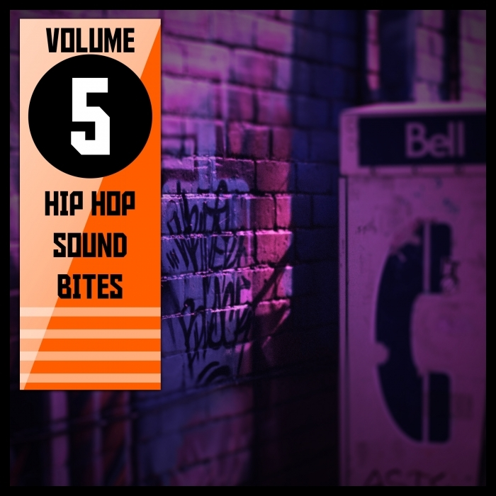 VARIOUS - Hip Hop Sound Bites Vol 5 (Explicit)