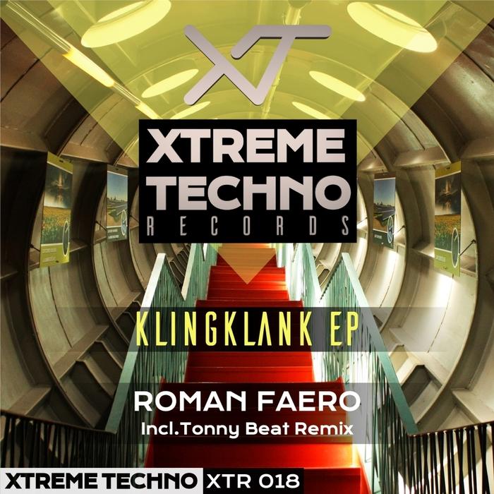 ROMAN FAERO - Klingklank EP