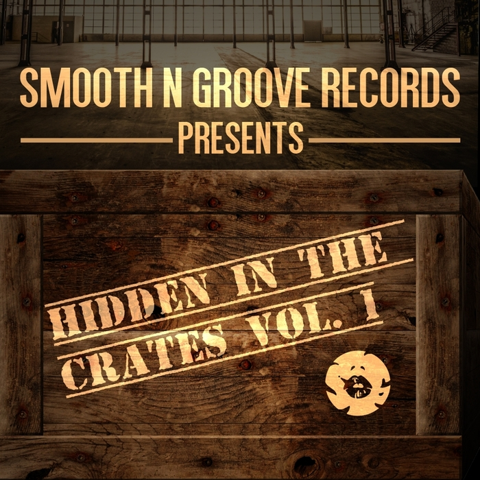 VARIOUS - Hidden In The Crates Vol 1