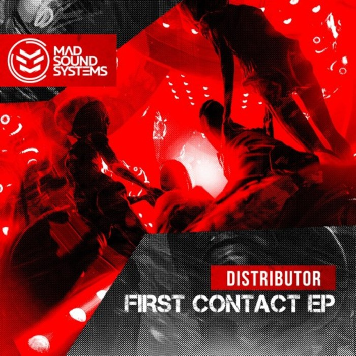 DISTRIBUTOR - First Contact EP