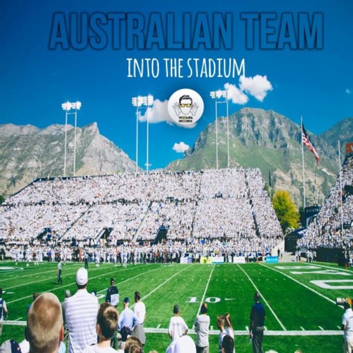 AUSTRALIAN TEAM - Into The Stadium