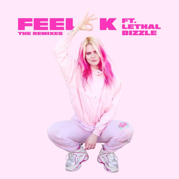GIRLI feat LETHAL BIZZLE - Feel OK (Explicit Remixes)