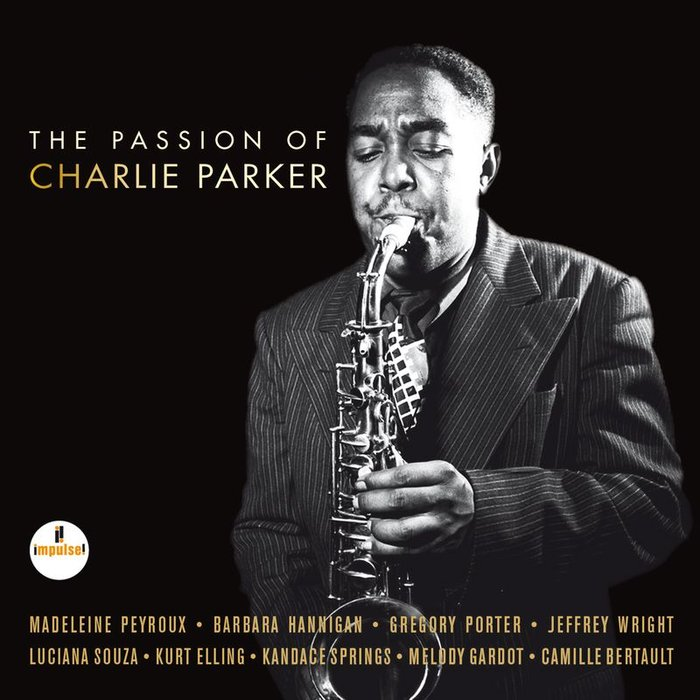 VARIOUS - The Passion Of Charlie Parker